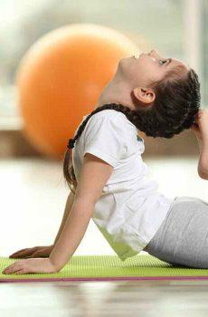 Kids Online Yoga Classes