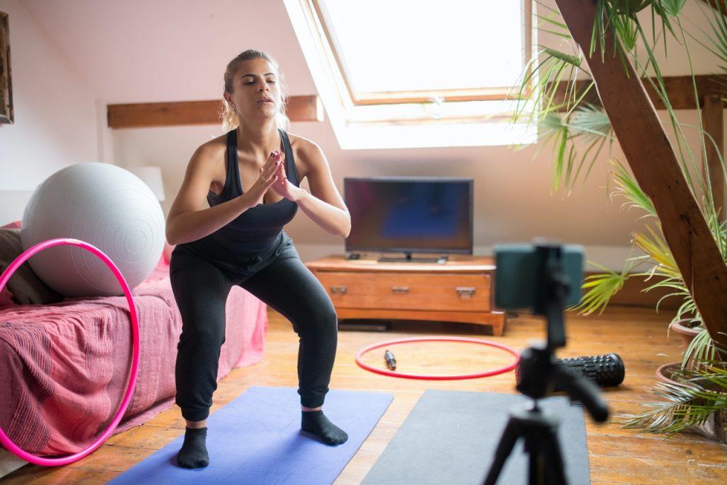 online yoga trainer in noida